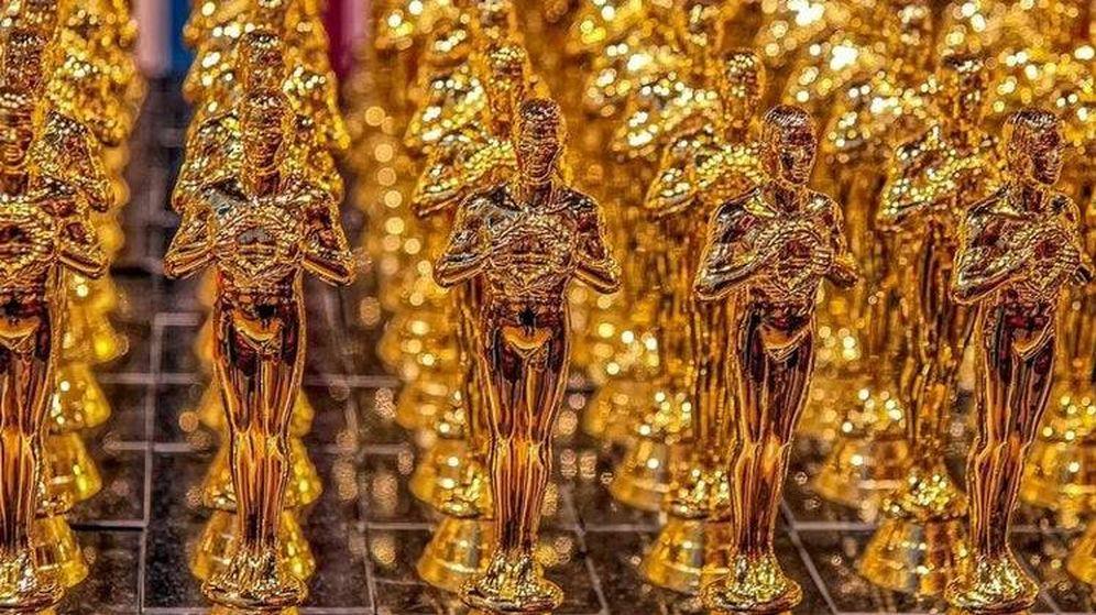 Foto: Estatuillas de los Oscar.