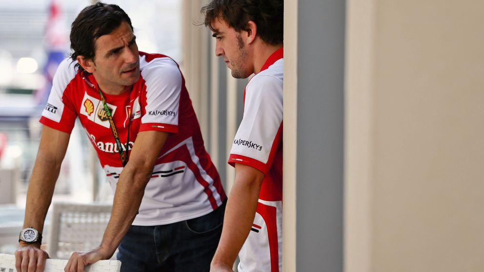 Las pesadillas de Pedro de la Rosa o cuando McLaren culpó a Fernando Alonso sin saber