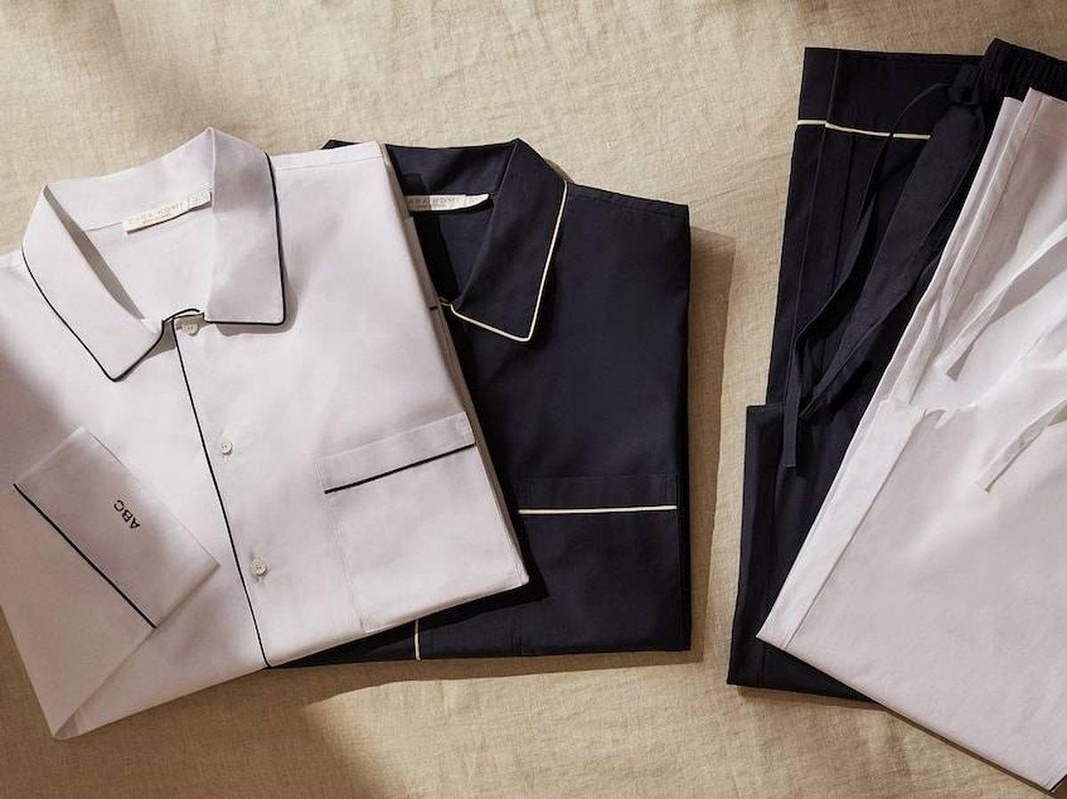 Foto: Personaliza tus pijamas con Zara Home y los diseños lujosos que nos han enamorado. (Cortesía)