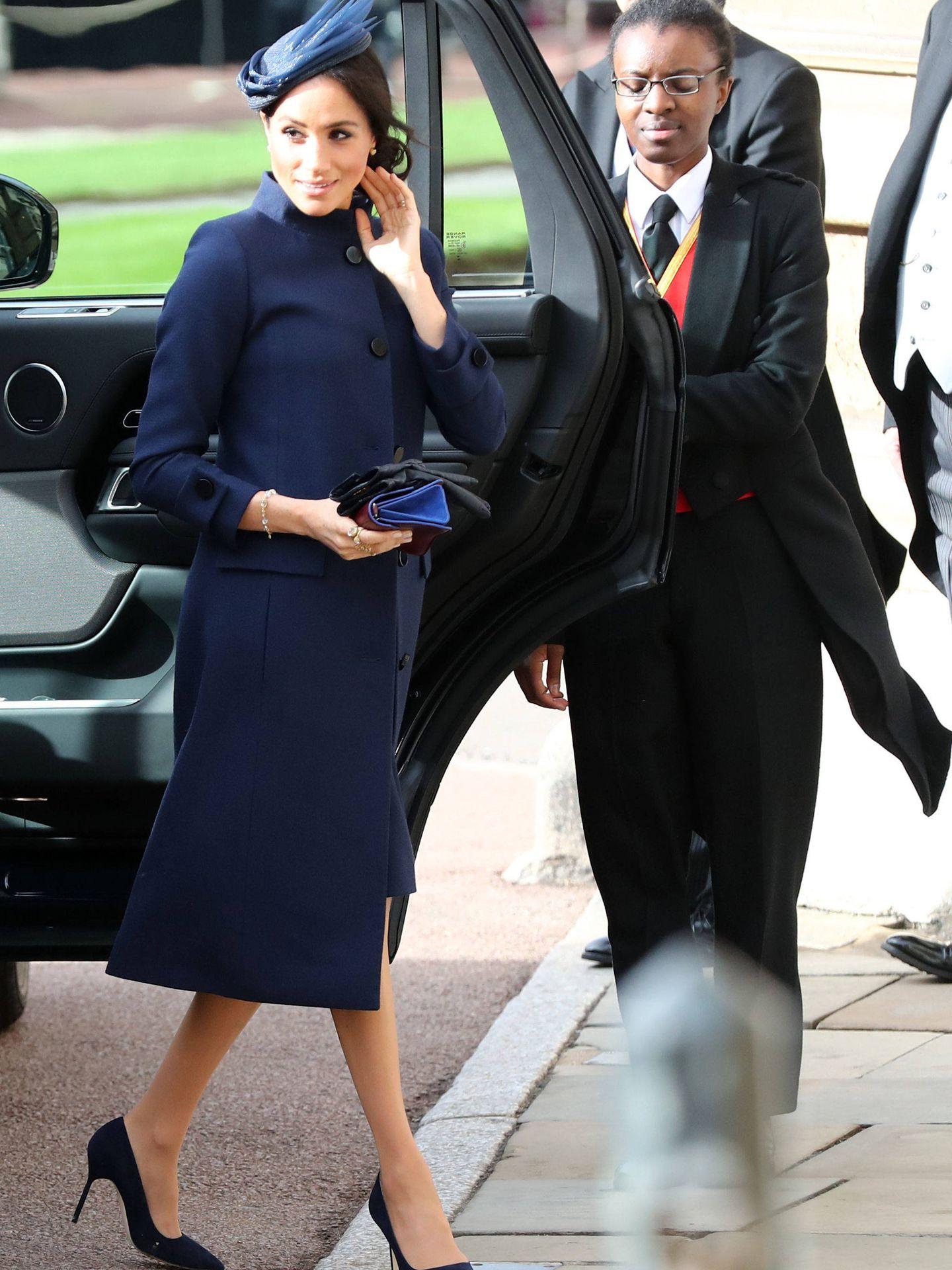 La duquesa de Sussex. (Getty)