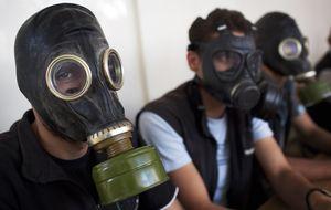 Lecciones de química en Alepo