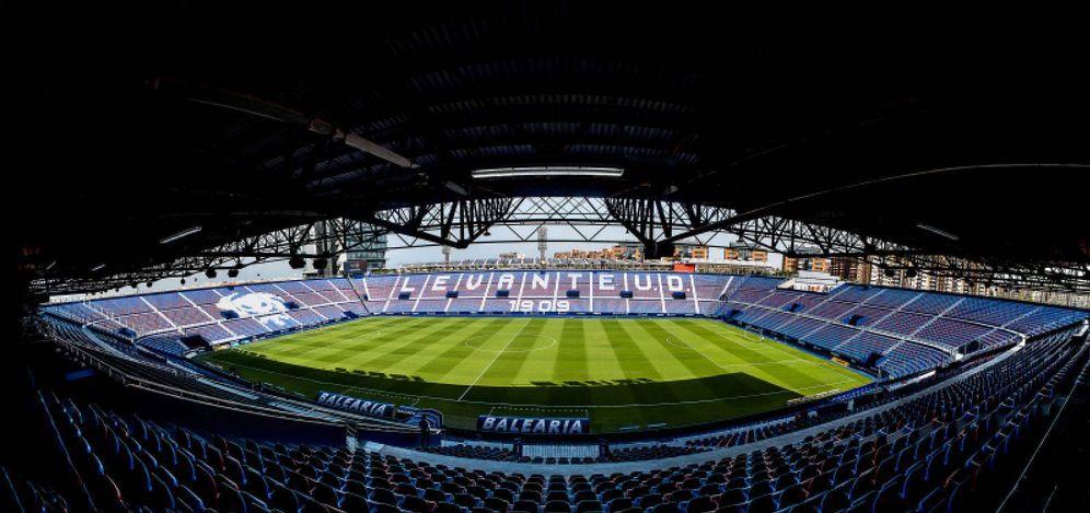 Foto: Esta será la sede de la final. (Levante UD)