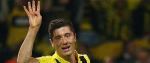 Foto: El Dortmund vuelve a ofrecer al Real Madrid a Lewandowski y Florentino quiere a Kondogbia