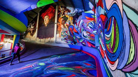 Exposición de arte callejero Strokar inside
