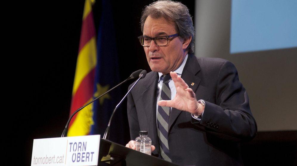 Foto: El presidente de CDC, Artur Mas, en una imagen de archivo. (Efe)