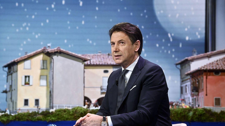 El primer ministro italiano, Giuseppe Conte. (EFE)