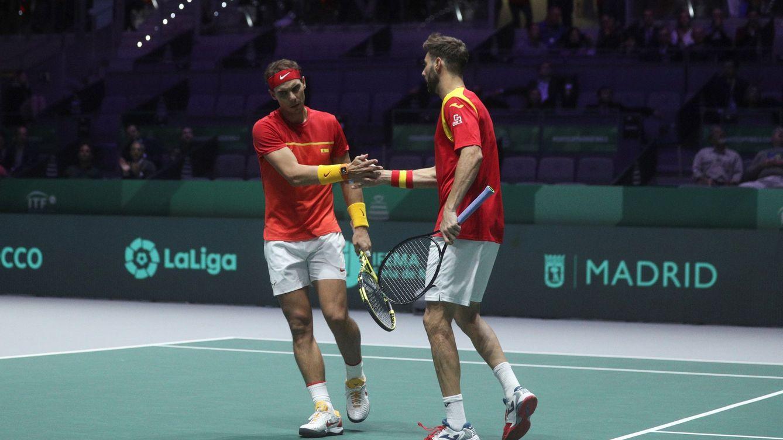 España gana también el dobles y firma el 3-0 ante Croacia en la Copa Davis