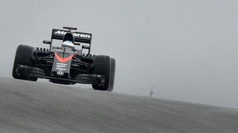 Alonso, cuando uno se ha sentido campeón, verse detrás... es duro