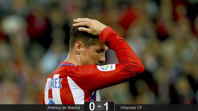 Foto: Fernando Torres solo tuvo diez minutos. (EFE)