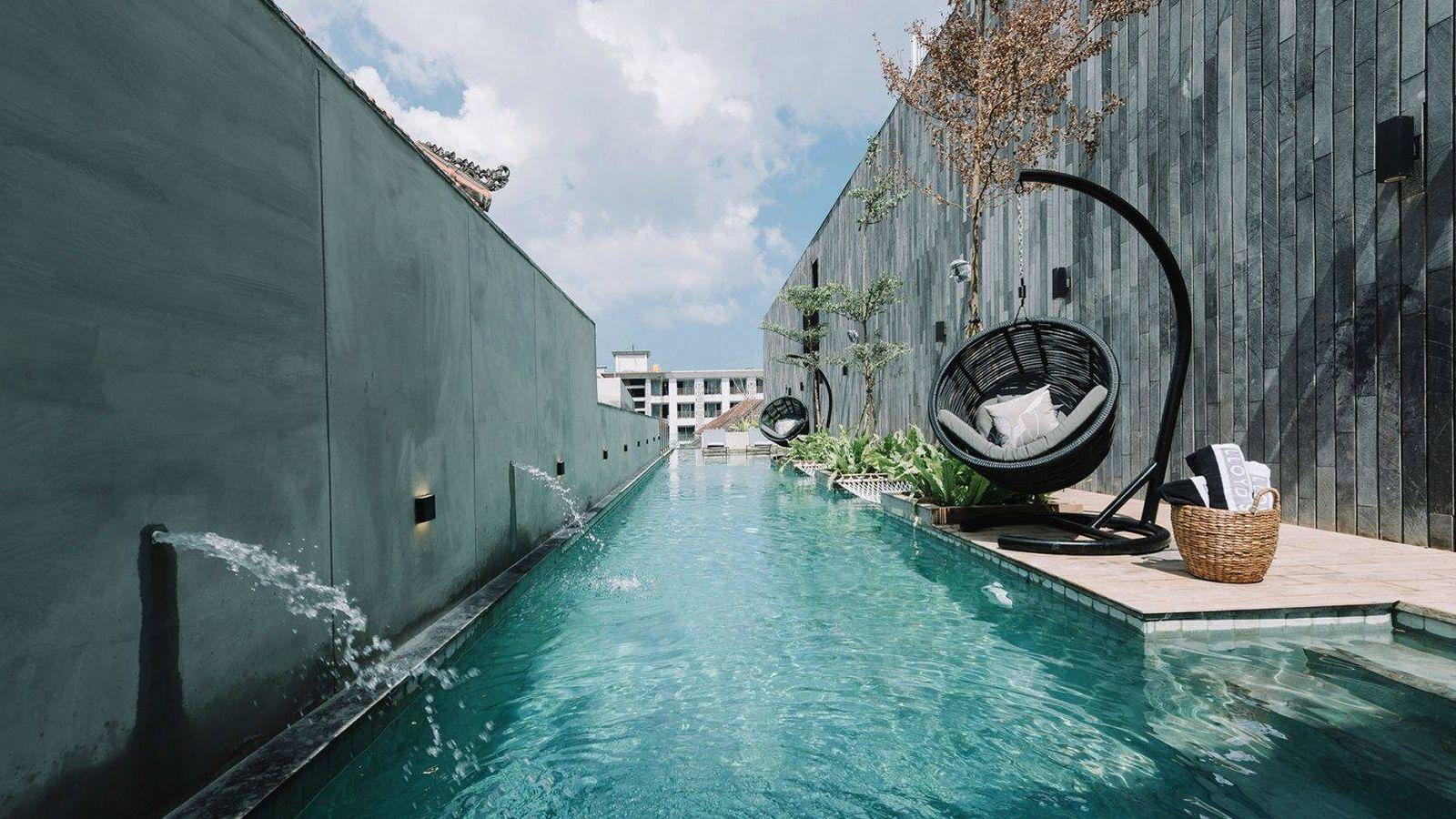 Foto: Rumbo al paraíso. (Lloyd's Inn Bali)