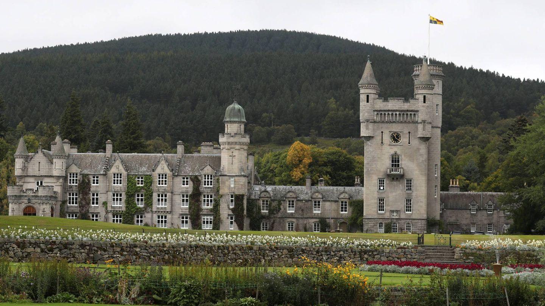 El castillo de Balmoral. (Reuters)