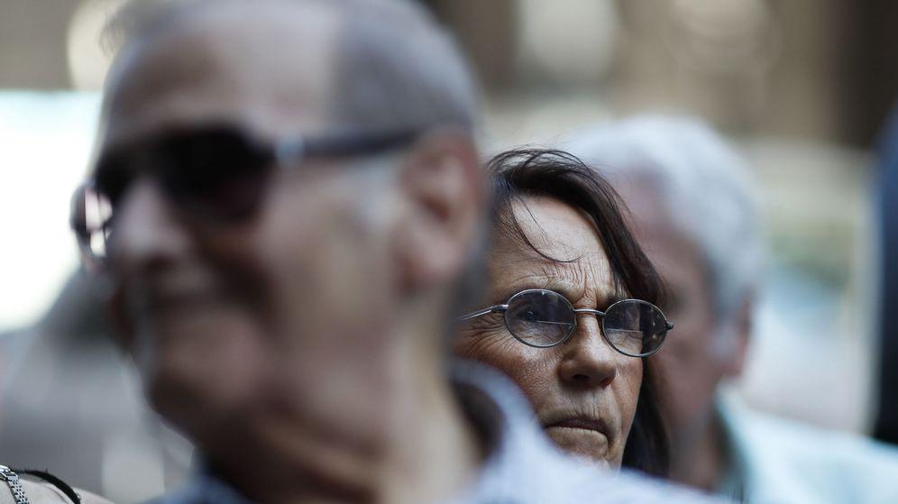 Foto: Existe una base máxima de cotización porque también existe una pensión máxima. (EFE)