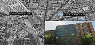 Post de Madrid deja el bario de Atocha al margen del bloqueo hotelero: ok a un 3 estrellas