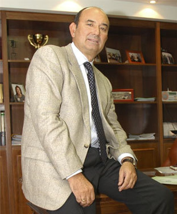 Foto: El presidente de Naturhouse, Félix Revuelta.