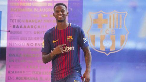 Semedo, la opción B del Barcelona que empieza a inquietar a la masa social