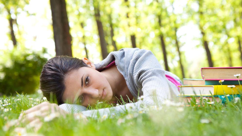Foto: Dulce pereza de primavera. (iStock)
