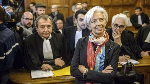 Lagarde, en el banquillo de los acusados