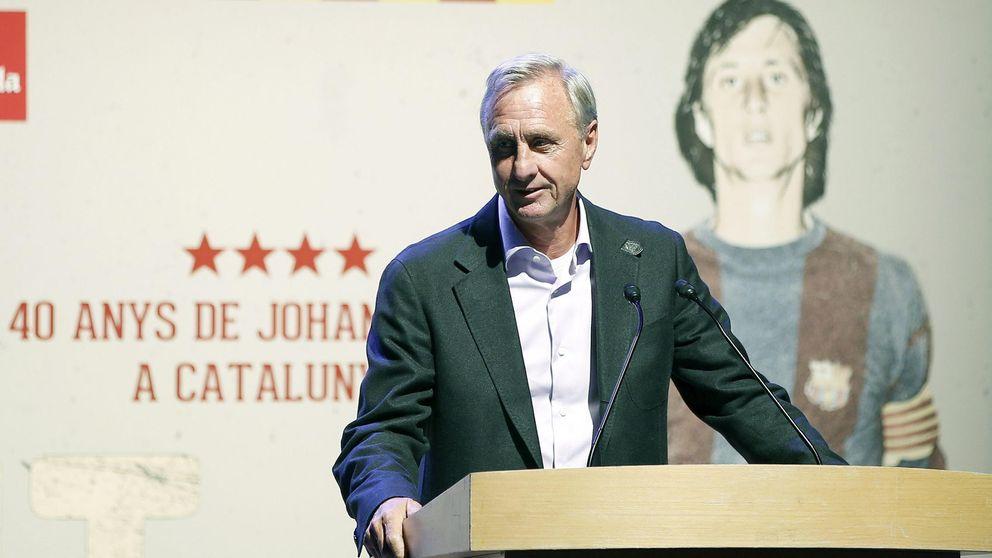 Cruyff: El Real Madrid la ha cagado profundamente con el caso Zidane