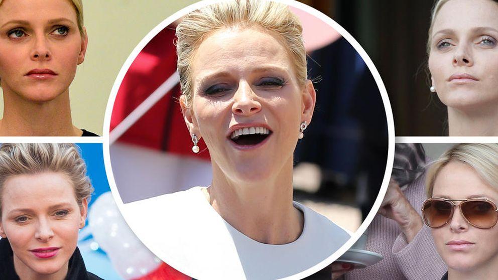 La nueva Charlène sonríe en los actos: siete ejemplos de que antes no lo hacía