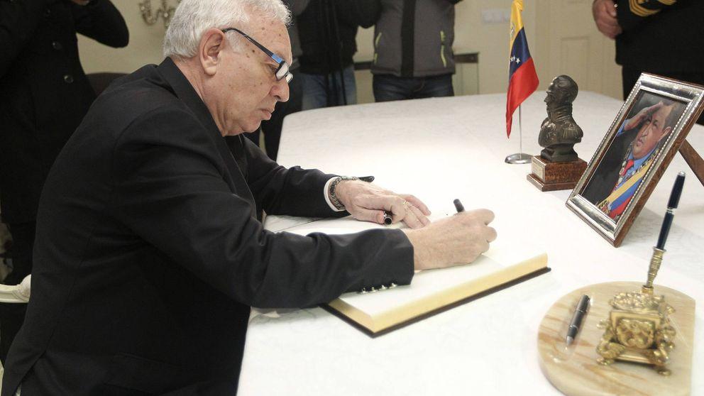Margallo: Yo no he esperado a una campaña para hablar de Venezuela