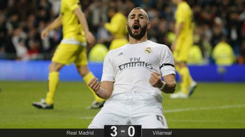 El Real Madrid tampoco perdona y después de todo, la Liga sigue igual