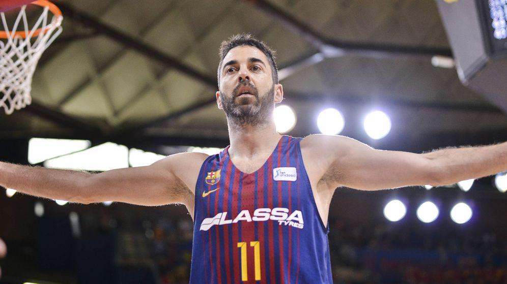 Foto: Juan Carlos Navarro ha dicho que quiere seguir jugando en el FC Barcelona Lassa. (ACB Photo/S. Gordon)