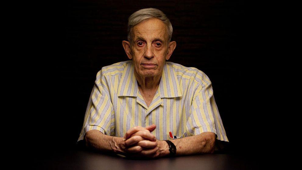 La mente maravillosa del matemático John Nash se queda en la carretera