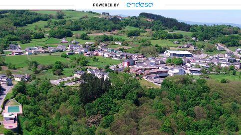 El camino de las renovables en España pasa por un pequeño pueblo de Lugo