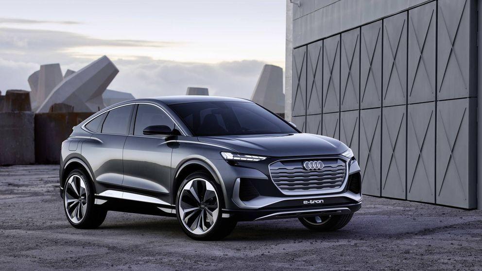 Q4 Sportback Concept, así será el séptimo coche eléctrico de Audi