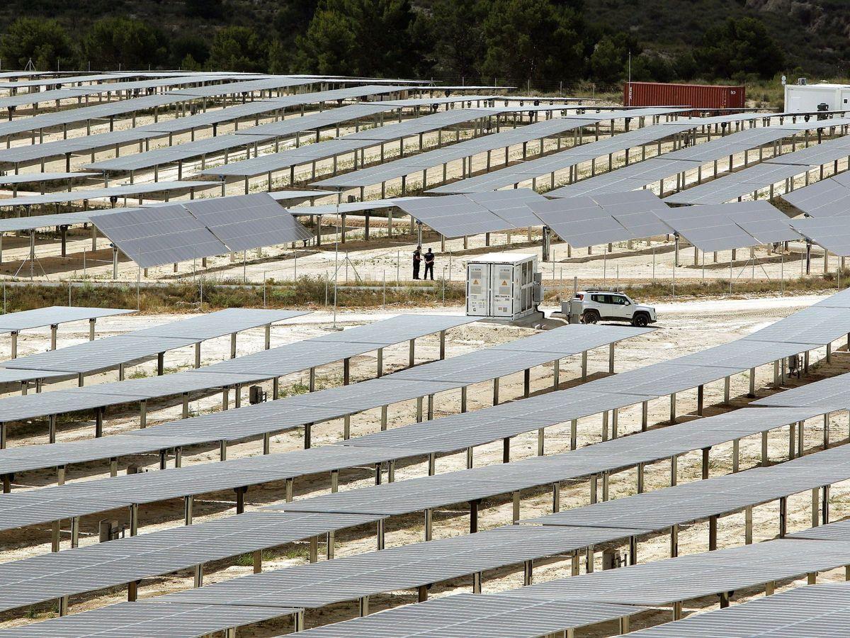 Foto: Energía fotovoltaica