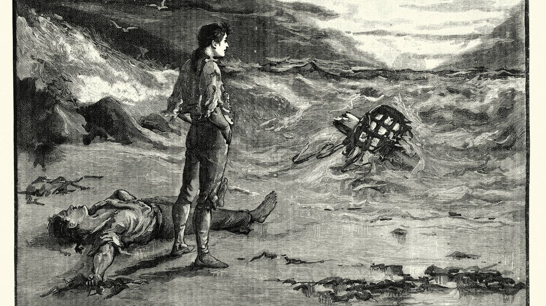El Robinson Crusoe español: la increíble peripecia del náufrago que inspiró a Defoe