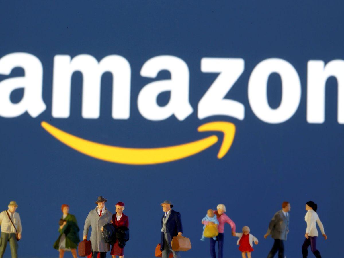 Foto: Amazon busca cerrar el año 2021 con unos 15.000 empleados fijos (Reuters)