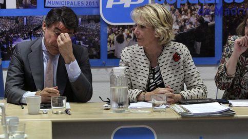 Aguirre guarda silencio sobre Ignacio González mientras espera el 'dedazo' de Rajoy