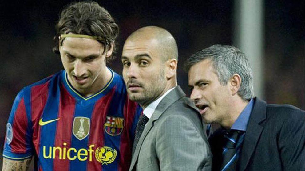 Pep Guardiola toma aire: primer cara a cara con el 'innombrable' Mourinho