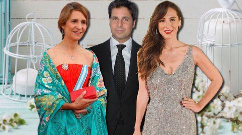 'Bodón' andaluz con la infanta Elena, Tamara Falcó y Fran Rivera
