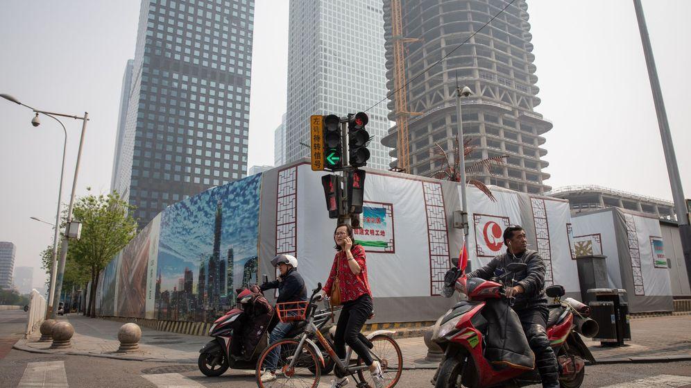 Foto: La economía china supera expectativas