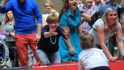 Día del niño: 5 metros para saber cuál es el bebé más rápido de Lituania