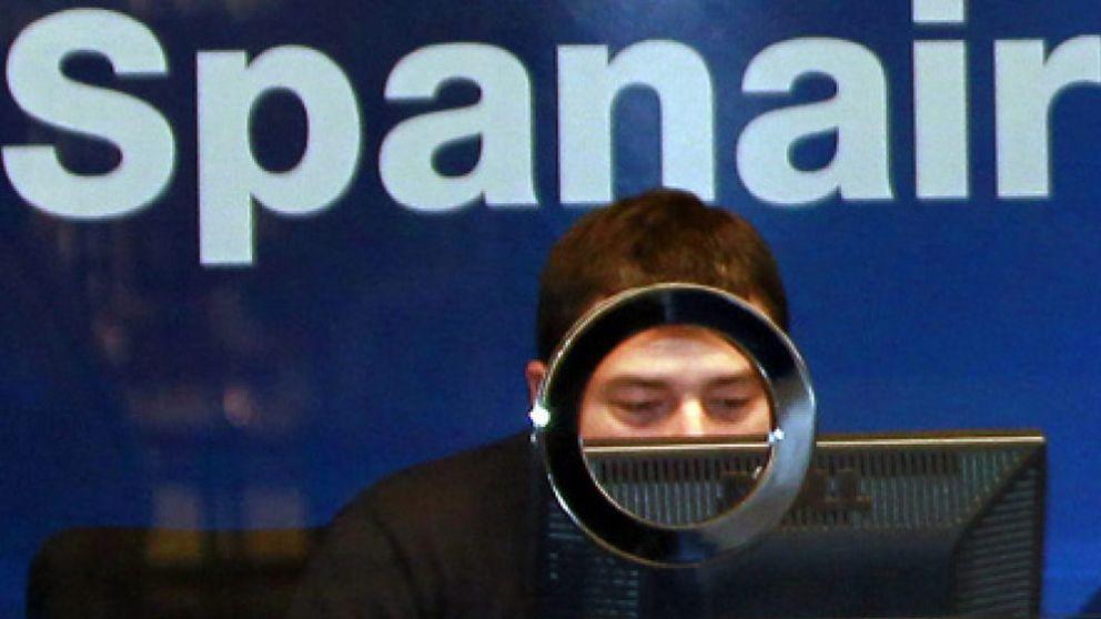 El ICO catalán está 'pillado' en Spanair con créditos por valor de 60 millones