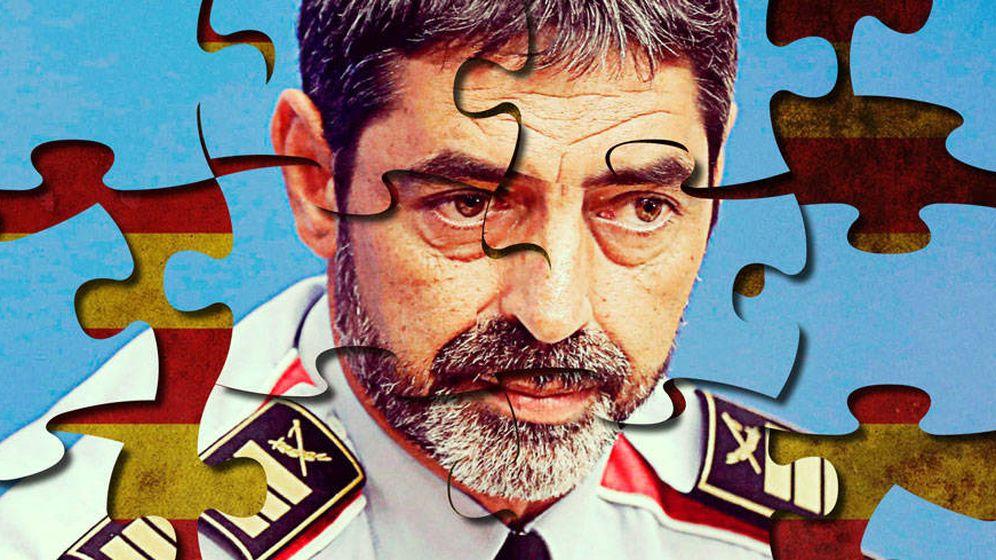 Foto: Fotomontaje de Josep Lluís Trapero. (Vanitatis)