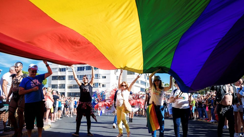 Foto: Desfile del Orgullo Gay 2018 | EFE