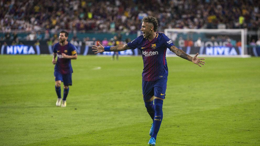 El Barcelona y Bartomeu ya solo esperan el tiro de gracia de Neymar