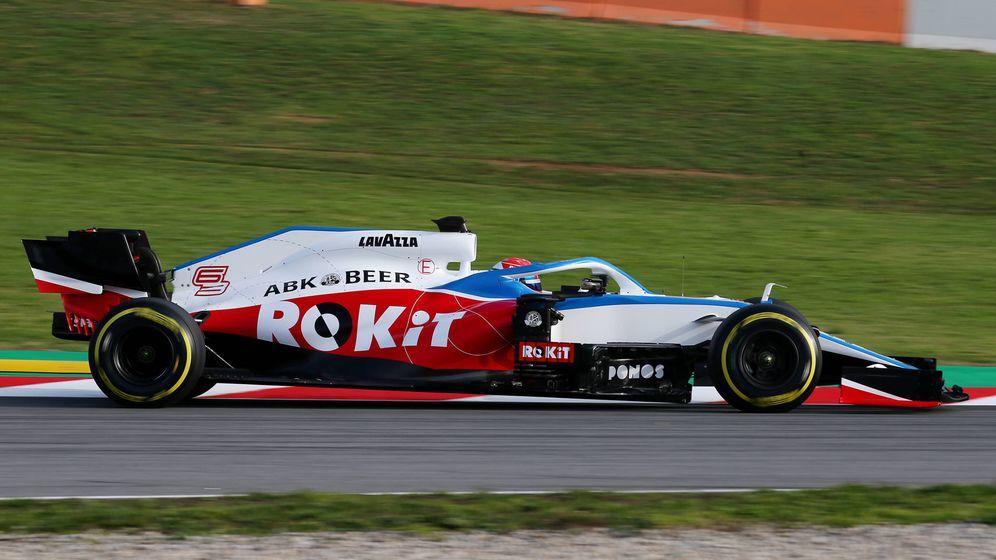Foto: Así lucen los nuevos coches de la Fórmula 1 en 2020