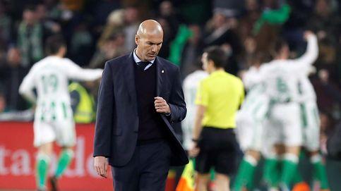 Zidane duda de seguir en el Madrid, Florentino se inquieta... y Guti espera