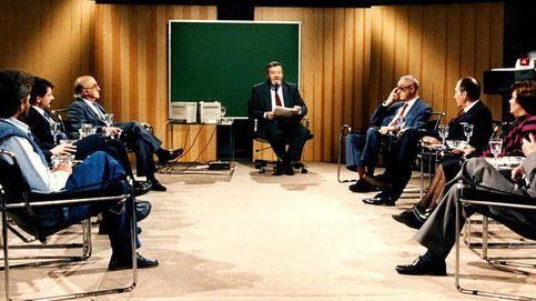 Polvorín entre José Luis Balbín y RTVE por los derechos de 'La Clave'