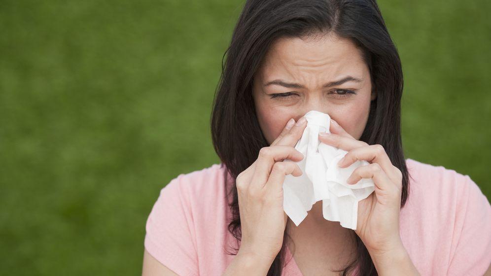 Foto: Las alergias en invierno son cada vez más comunes.