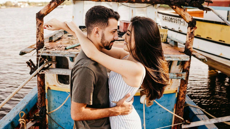 Las mujeres saben si un hombre quiere una relación seria al ver una foto de su cara