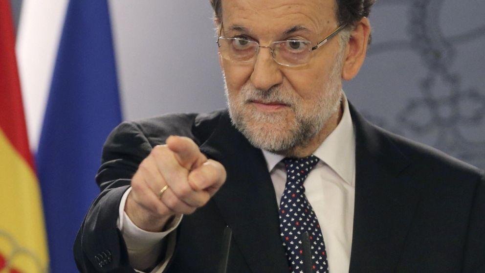 Rajoy confía en el TC y deja el 155 para el caso de rebelión del Ejecutivo catalán