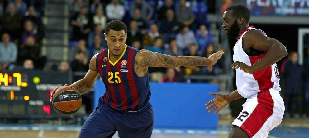 El Barcelona coge aire a base de empequeñecer al gigante Marjanovic