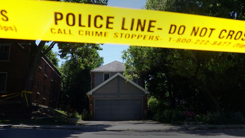 Foto: Imagen de una vivienda en Ontario. (Reuters)