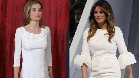 Adiós Michelle Obama, ¿hola Melania Trump? ¡Tiembla Letizia!
